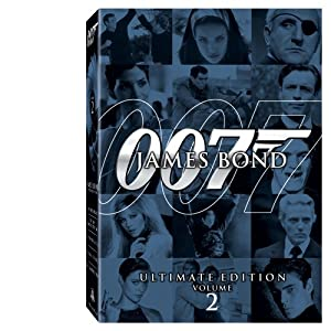 James Bond, Vol. 2 (A View to a Kill / Thunderball / Die Another Day / The Spy Who Loved Me / Licence to Kill) (Bilingual) (Ultimate Edition)