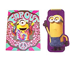 Despicable Me Minion Folder and Sketchbook Kit (2 Pieces)