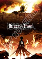 Attack on Titan, Part 1 (Limited Edition Blu-ray / DVD Combo) from Funimation