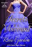 Secrets of a Viscount (Gentlemen of Honor Book 1) (English Edition)