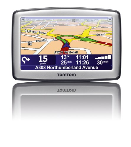 TomTom XL Classic Satellite Navigation