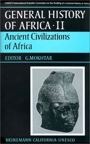 UNESCO General History of Africa, Vol. II: Ancient Africa