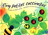 echange, troc Melanie Gerth, Laura Huliska-Beith, Elisabeth de Galbert - Cinq petites coccinelles