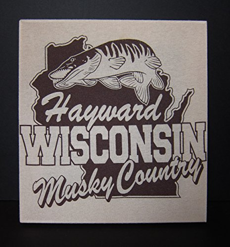hayward-wisconsin-musky-country-original-piece-of-art-made-from-a-repurposed-t-shirt-perfect-for-any