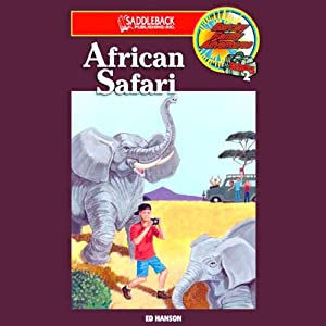 African Safari: Barclay Family Adventures | [Ed Hanson]