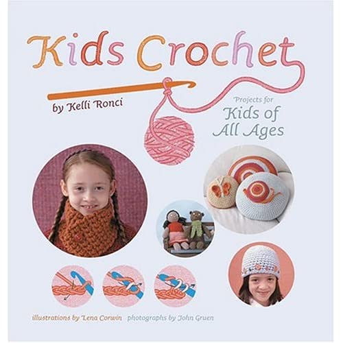 Teach Me How To Crochet : figured if they can teach kids they can teach me