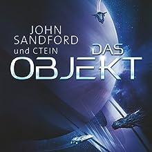Das Objekt Hörbuch von John Sandford Gesprochen von: Oliver Siebeck