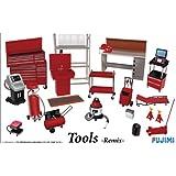 Fujimi 1/24 Garage & Tools Series No.28 tool remix Fujimi