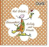 Image de Viel Glück, Gesundheit, Erfolg und Freude: Oups Minibuch