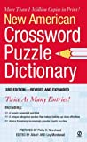 img - for New American Crossword Puzzle Dictionary (Revised Edition) book / textbook / text book
