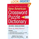 New American Crossword Puzzle Dictionary (Revised Edition))