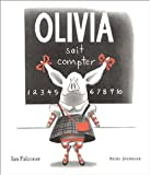 Olivia Sait Compter / Olivia Can Count (French Edition)