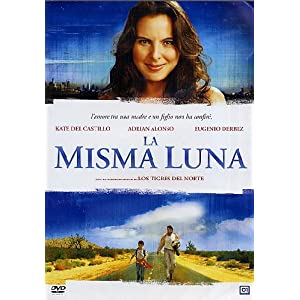 La misma luna dvd italian import america for Mural la misma luna