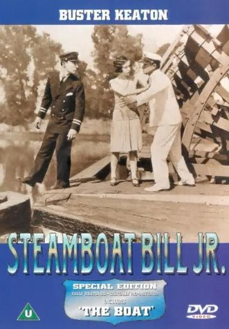Steamboat Bill Jr [1928] [DVD]