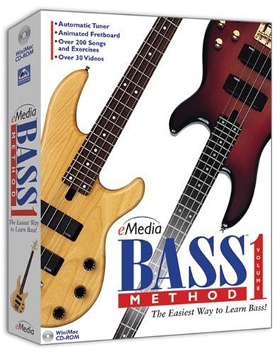eMedia Bass Method Win MacB0001652JC