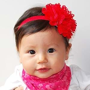 flower headbands baby headbands kids hair