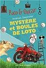 Rico & Oscar, Tome 2 : Myst�re et boules de loto par Steinh�fel