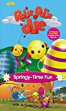 echange, troc Rolie Polie Olie: Springy-Time Fun [VHS] [Import USA]