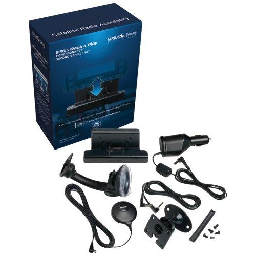 Sirius-Xm Sadv2 Sirius(R) Universal Dock & Play Vehicle Kit With Powerconnect(Tm)