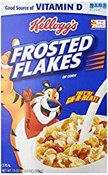 Kellogg\'s Frosted Flakes Cereal - 19 oz