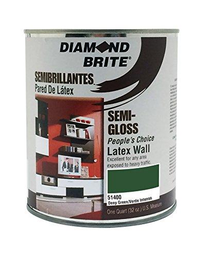 diamond-brite-paint-51400-1-quart-bright-and-rich-latex-paint-deep-green