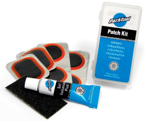 Park Tool VP-1 Vulcanizing Patch Kit (Single)