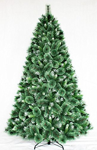 Codream-7ft-Artificial-Christmas-Trees-with-Stand-for-Christmas-Decorations
