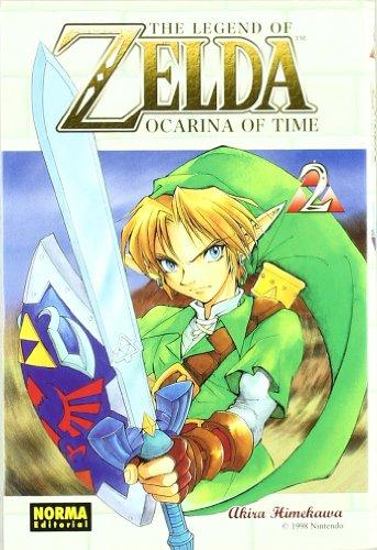 the-legend-of-zelda-02-ocarina-of-time-2-comic-manga