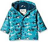 Hatley Baby Boys' Great White Sharks Infant Raincoats