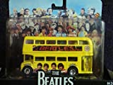 "Corgi - ThE BeAtLeS ""Sgt. Peppers"" Album Theme Route Master Double Decker Bus Detailed Diecast 1:50 Scale Collector"
