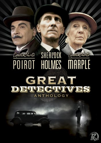 Hercule Poirot from Agatha Christies Great Detectives ...