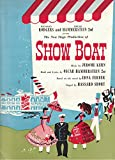 Rogers and Hammerstein's Show Boat 1948 Vintage Souvenir Program