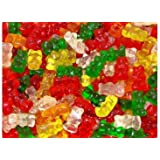 Sugar Free Gummy Bears, 5LBS