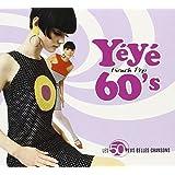 Les 50 Plus Belles Chansons : Yéyé 60's French Pop (Coffret 3 CD)