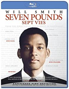 Seven Pounds Bilingual [Blu-ray]