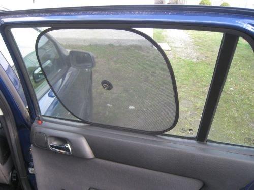 2 Stück: Auto Sonnenschutz für Seitenfenster oder Heckscheibe