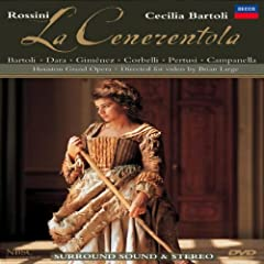 Rossini : La Cenerentola (Houston Symphony) - DVD