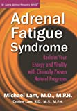 img - for Adrenal Fatigue Syndrome - Reclaim Your Energy and Vitality with Clinically Proven Natural Programs book / textbook / text book