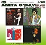 Four Classic Albums Plus (Anita O'Day And Billy May Swing Rodgers And Hart / Anita O'Day & The Three Sounds / Anita O'Day Sings The Winners / Time For Two) Anita O'Day