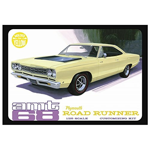 1-25-1968-plymouth-roadrunner-yellow-by-amt-ertl