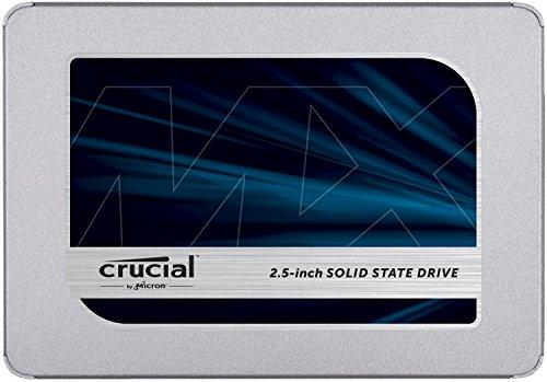 크루셜 MX500 1TB SSD Crucial MX500 1TB 3D NAND SATA 2.5 Inch Internal SSD - CT1000MX500SSD1(Z)