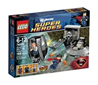 LEGO Superheroes 76009 Superman Black Zero Escape by LEGO Superheroes