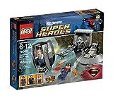 517TrLxO40L. SL160  LEGO Superheroes Superman Black Zero Escape 76009