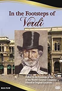 In the Footsteps of Verdi [Import USA Zone 1]