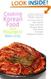Cooking Korean Food with Maangchi: Book 1, 2, & 3