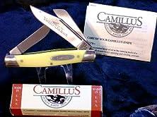 buy Camillus 718Y Yello Jaket-Premium Stockman Knife Original Packaging & Paperwork