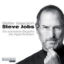 Steve Jobs: Die autorisierte Biografie des Apple-Gründers (       gekürzt) von Walter Isaacson Gesprochen von: Frank Arnold
