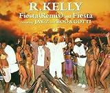 echange, troc R. Kelly - Fiesta (Remix feat. Jay-Z, 6 tracks, 2000/01)