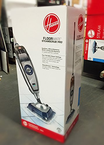 Hoover WH20400 Steam Scrub Pro Steam Mop (Hoover Twin Tank Steam compare prices)