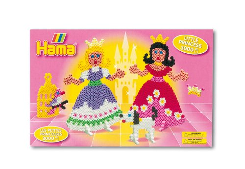 Hama / Little Princess Fuse Beads Gift Set